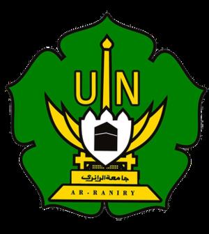 Ar-Raniry State Islamic University - Image: Logo uin ar raniry