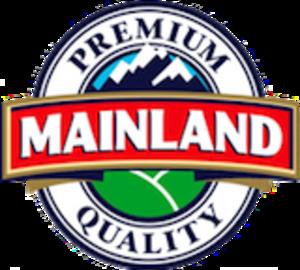 Mainland (cheese) - Image: Mainland cheese logo