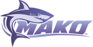 Mako (roller coaster) - Image: Mako (coaster) logo