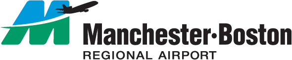 Manchester-Boston Regional Airport (logo)