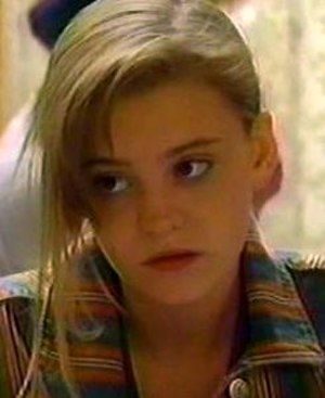 Mandy Salter - Mandy as she appeared in 1992.