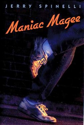 Maniac Magee - Image: Maniac Magee cover