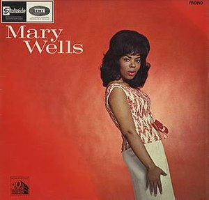 Mary Wells (album) - Image: Mary Wells (album)