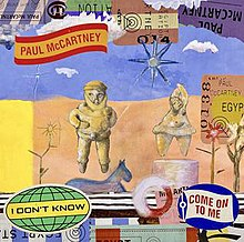 McCartney I Don't Know Cover.jpg