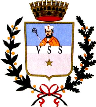 Mercato San Severino - Image: Mercato San Severino Stemma