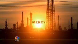 Mercy (TV series) - Mercy title card