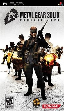 Metal Gear Solid: Portable Ops - Wikipedia