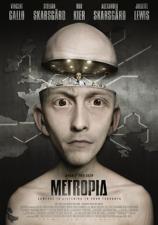 <i>Metropia</i> (film) 2009 film by Tarik Saleh