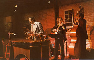 Milt Jackson - Jackson (left) in Seattle, Washington, c. 1980