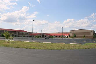 Southern Ohio Conference - Image: Minford HS July 2007