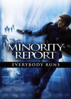 <i>Minority Report: Everybody Runs</i> 2002 video game