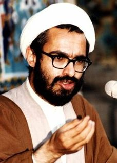 Mohammad Montazeri Iranian activist, cleric and politician