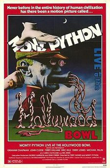 Monty Python Live at the Hollywood Bowl - Wikipedia, the free ...