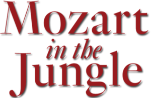 Mozart in the Jungle - Image: Mozart in the Jungle logo