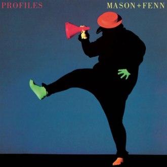 Profiles (Nick Mason and Rick Fenn album) - Image: NM Profiles