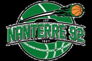 Nanterre 92 - Image: Nanterre 92 logo