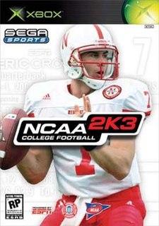 <i>NCAA College Football 2K3</i>