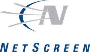 NetScreen Technologies - Image: Net Screen Technologies logo