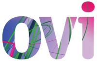The Ovi logo