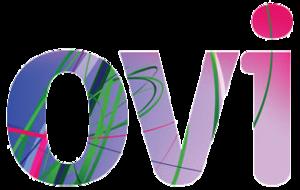 Nokia Ovi logo.