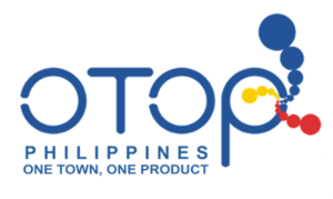 One Town, One Product (OTOP) – Philippines - Logo for the One Town One Product Program