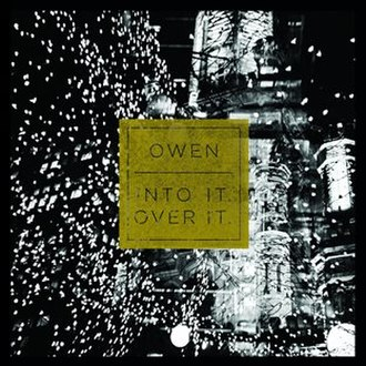 Owen/Into It. Over It. Split EP - Image: Owen.Into It. Over It