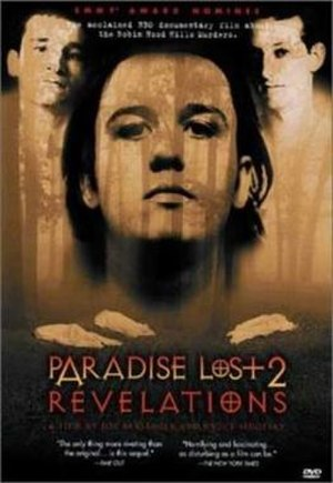 Paradise Lost 2: Revelations - DVD cover