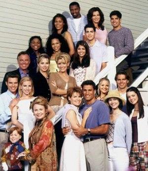 Passions - Original cast of Passions