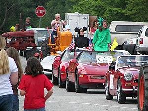 Sylvester, Georgia - Peanut Parade