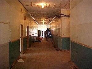 Penobscot Valley High School - Image: Penobscot Valley High School renovations