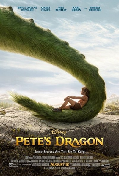 Picture of a movie: Pete's Dragon