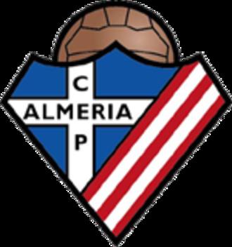 CP Almería - Image: Polideportivoalmeria
