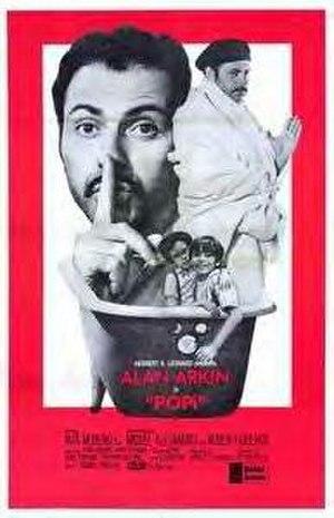 Popi - Original poster