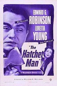 the hatchet man wikipedia