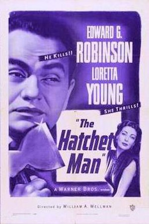 The Hatchet Man - Re-release film poster