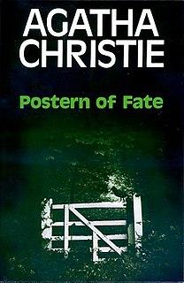 <i>Postern of Fate</i> Detective novel by Agatha Christie (1973)
