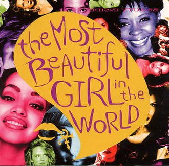 The Most Beautiful Girl in the World (Prince song) - Image: Prince The Most Beautiful Girl In The World