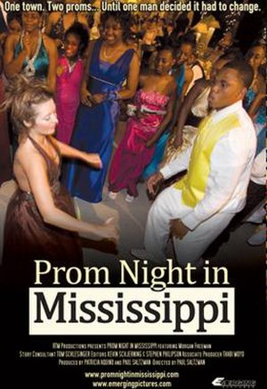 Prom Night in Mississippi - film poster