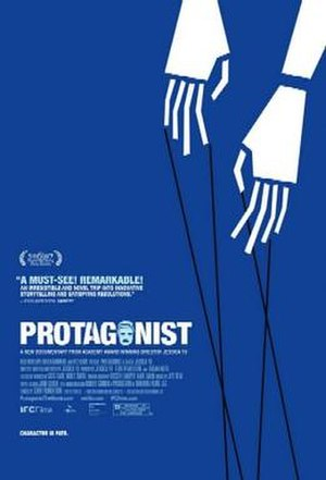 Protagonist (film) - Theatrical release poster