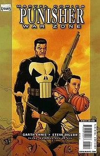 <i>The Punisher: War Zone</i> (2008 series)