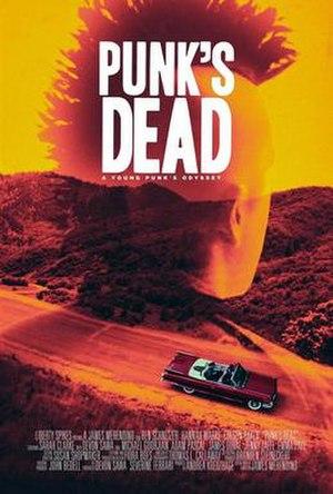 Punk's Dead - Poster