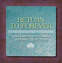 The Complete Columbia Albums Collection (2011) 5-CD boxed set cover