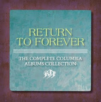 Live (Return to Forever album) - Image: RTF The Complete Columbia Albums Collection