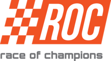 Race of champions, modified racing, logo, march 2018.png