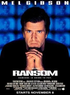 <i>Ransom</i> (1996 film) 1996 action thriller film
