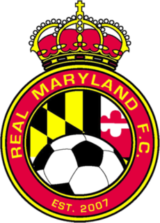 Real Maryland F.C. association football club