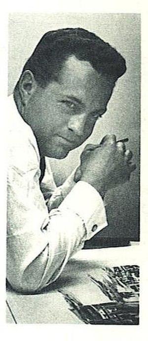 Robert Riger - Image: Robert riger in 1960