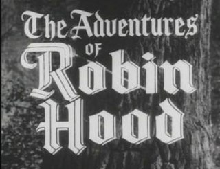 <i>The Adventures of Robin Hood</i> (TV series) British television series