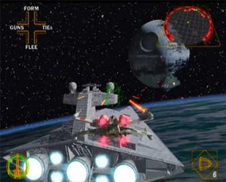 Star Wars Rogue Squadron II: Rogue Leader - Rogue Leader allows players to experience iconic Star Wars moments, such as the Battle of Yavin.