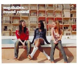 Sugababes — Round Round (studio acapella)
